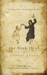 Image result for the book thief book cover